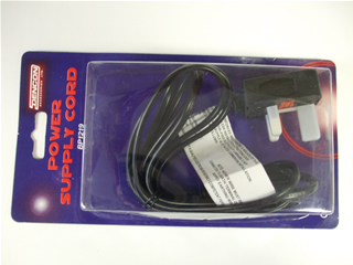 Power lead | Power Cord Supply Figure 8 | Part No:BP1219