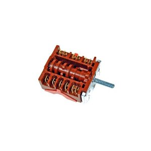 5 Function Switch | Selector Switch, Type: EGO 46 25866 836 PLEASE NOTE THIS SWITCH IS DIFFERENT FROM EGO 46 25866 801 | Part No:12540180