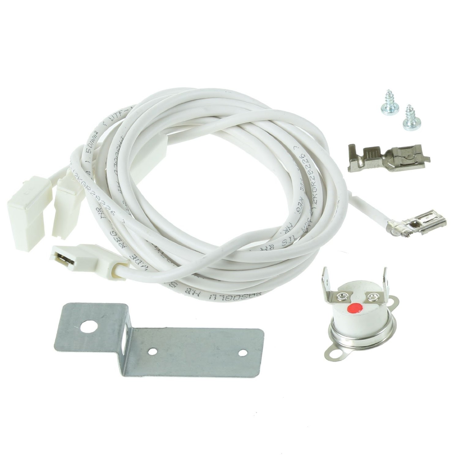 Bi- Metal Thermal Cut-Off | Bi-Metal Thermal Cut-Out and CablesPlease make sure that you replace the original wiring with what is supplied with this part. | Part No:4410101001