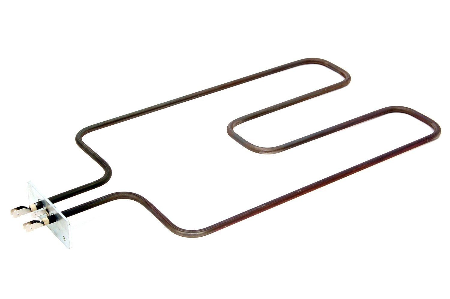 Base Oven Element | 1100 watts heater Width 200 mm Length 390 mm Tags 25 mm | Part No:462920010
